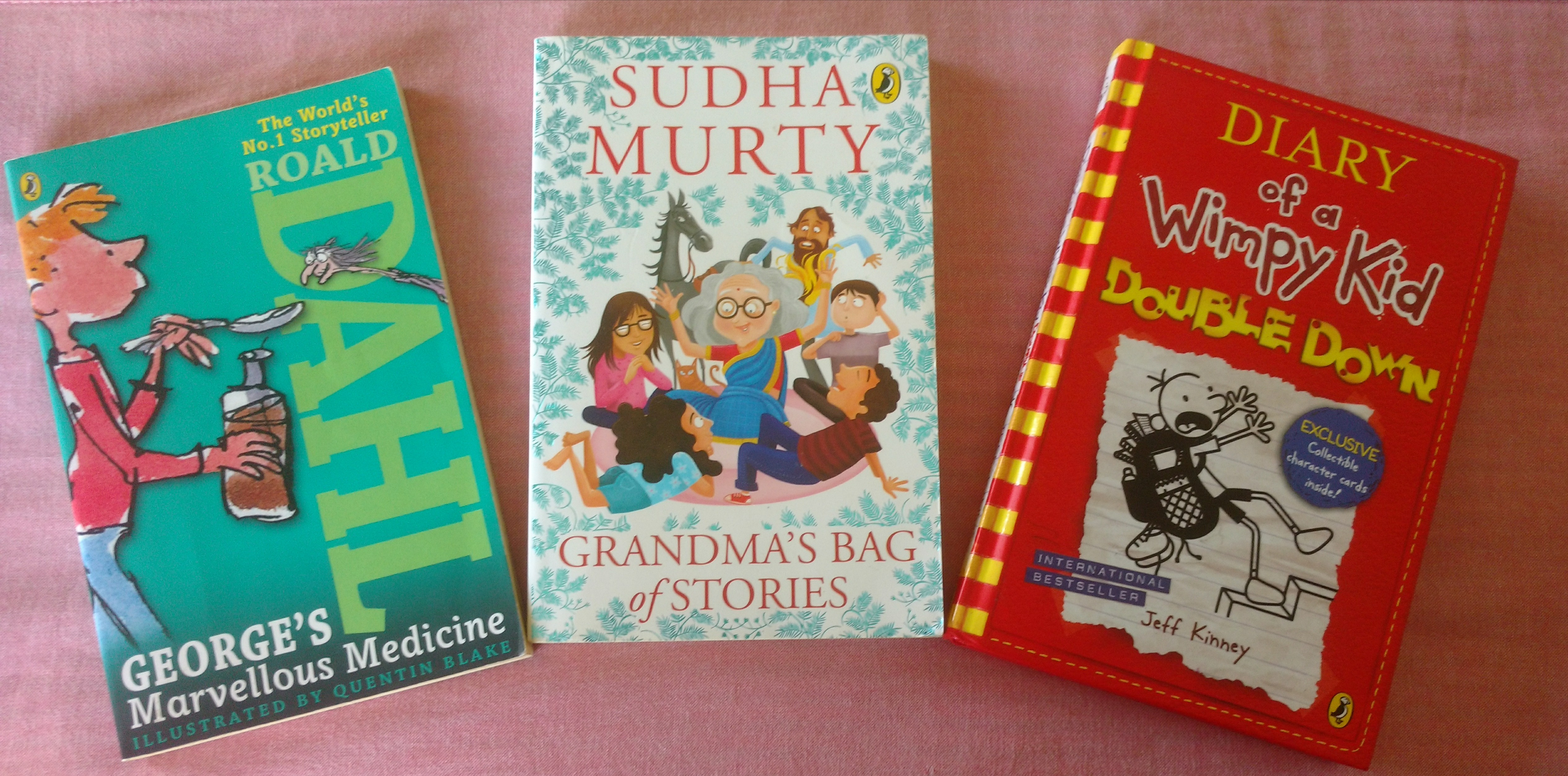 Recommended Books: Aarini's favourite toddler & tween books!