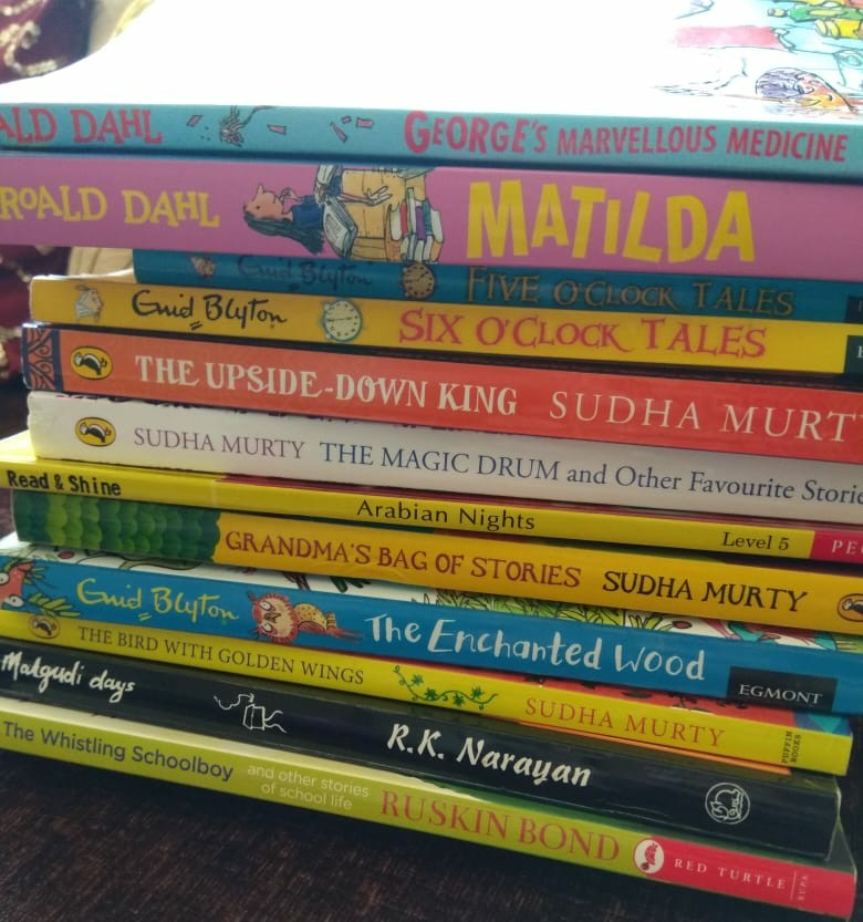 Recommended Books: Ankita's Booklist for the year 2018!!