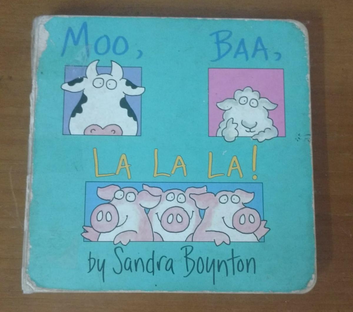Review: Moo Baa La La La!