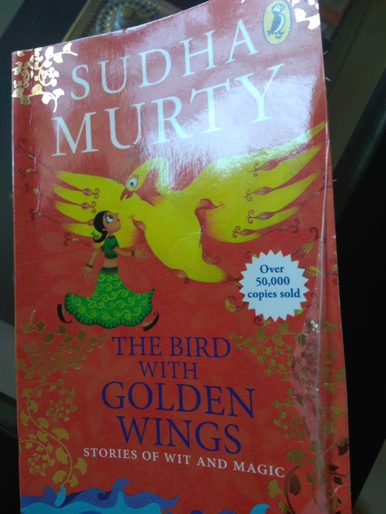 Review: The Bird with Golden Wings