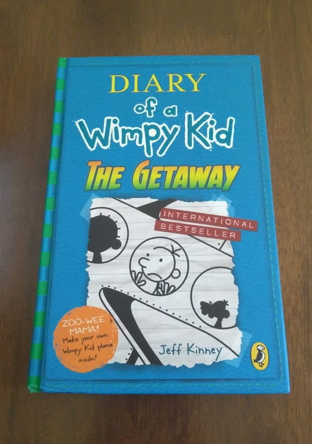 Review: Diary of a Wimpy Kid – The Getaway