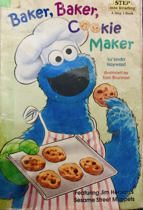 Baker, Baker, Cookie Maker