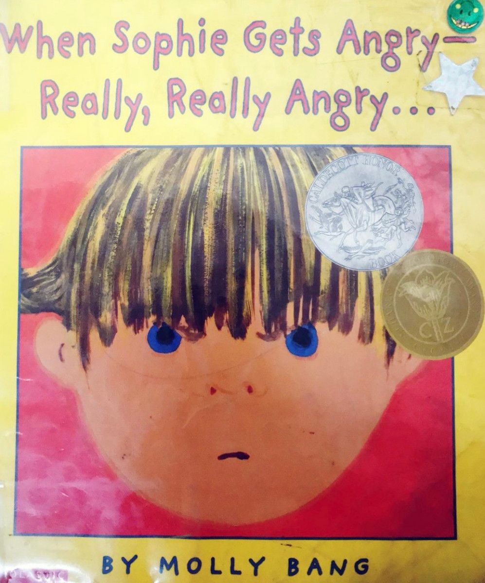 When Sophie Gets Angry – Really, Really Angry ….