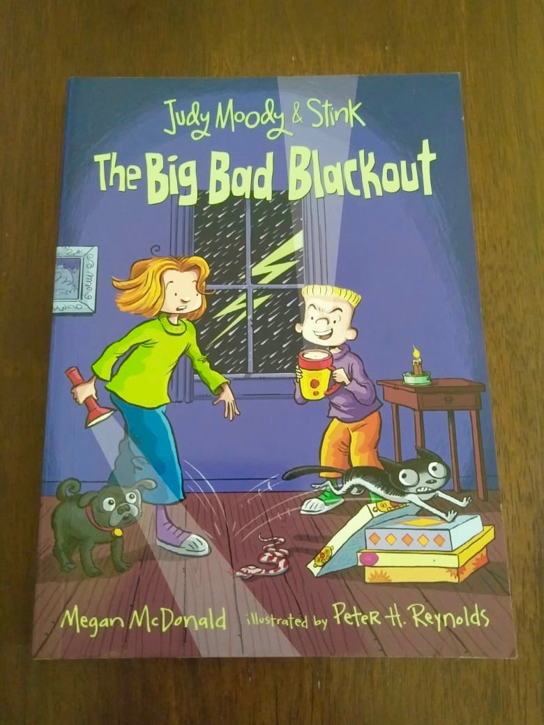 Judy Moody And Stink: The Big-Bad Blackout