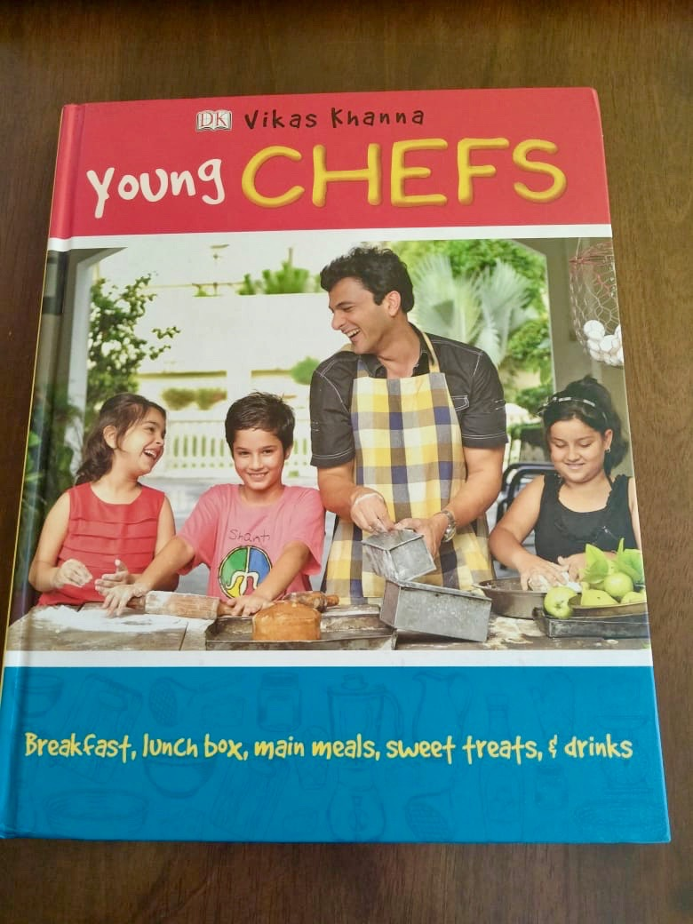 Young Chefs By Vikas Khanna