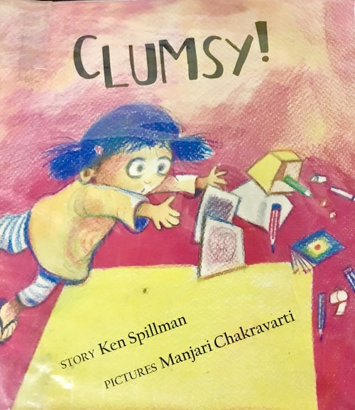 Clumsy!