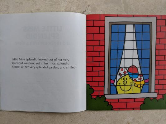 Review: Little Miss Splendid and the House with a View