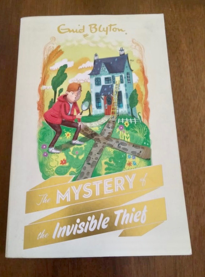 The Find-Outers: The Mystery Of The Invisible Thief