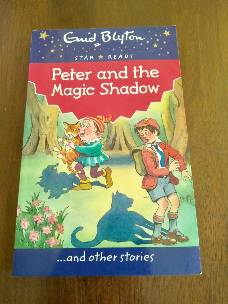 Peter And The Magic Shadow And Other Stories