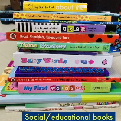 Recommended Books: Sirisha's List Of Educational and Social Books for Toddlers