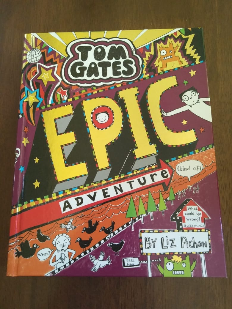 Tom Gates: Epic Adventure