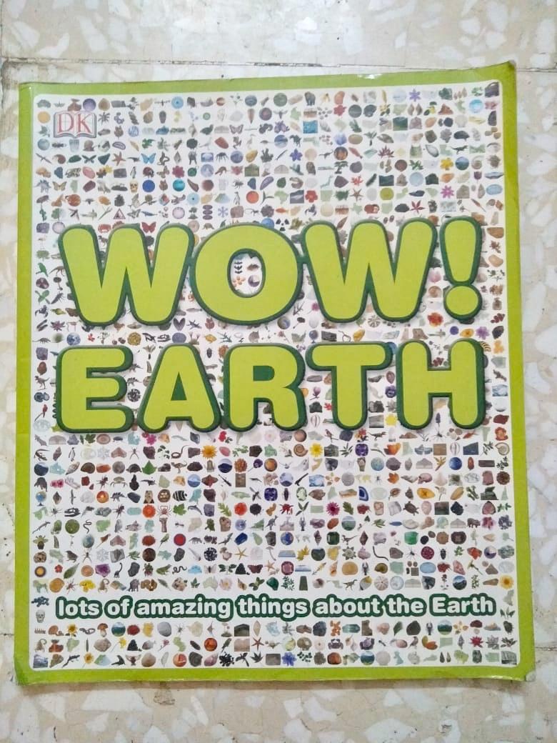 Wow! Earth