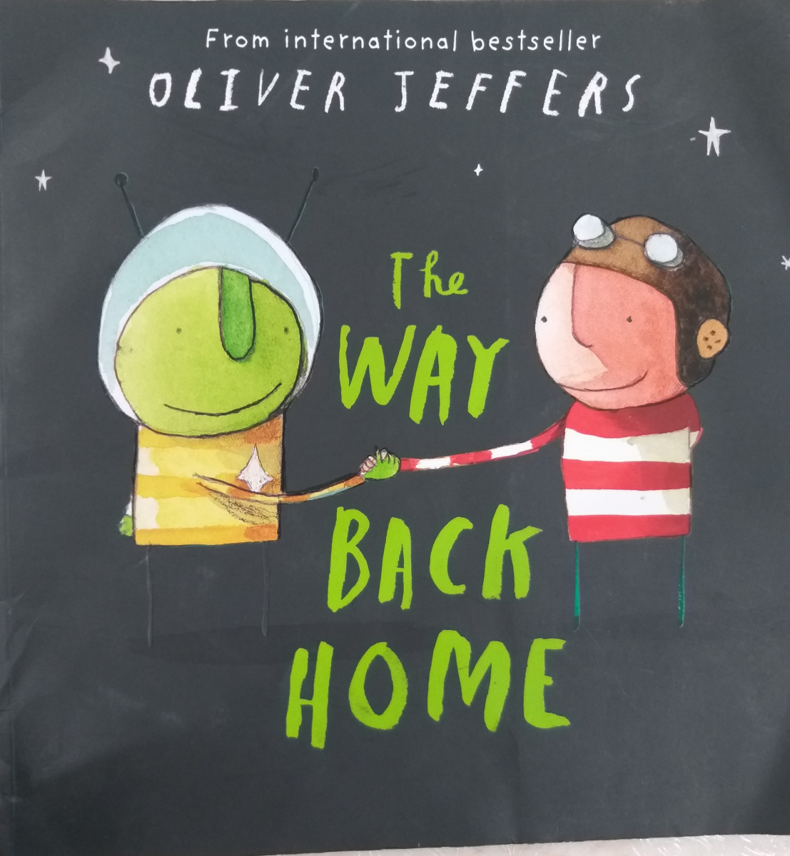 Review: The Way Back Home