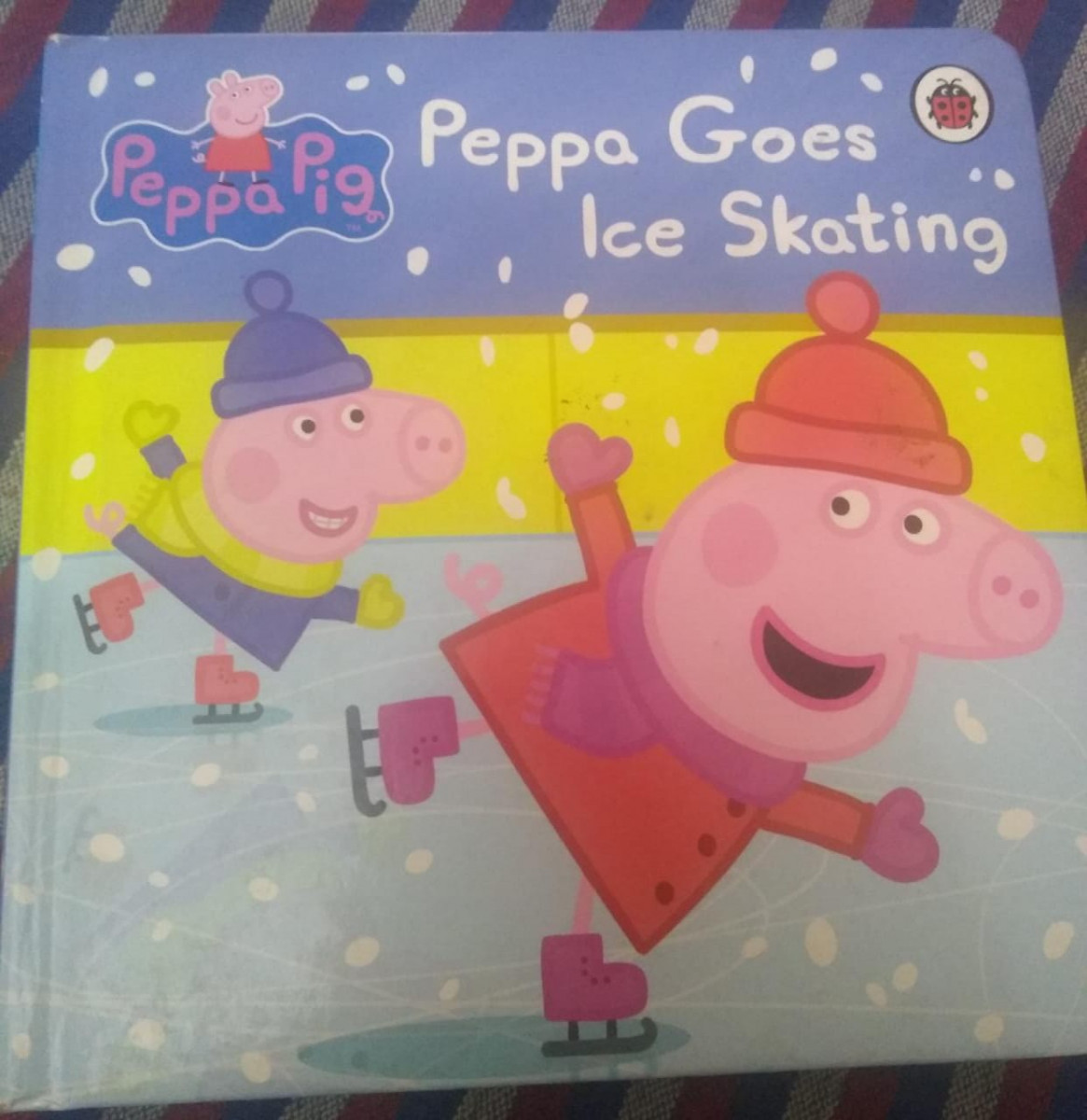Review: Peppa Goes Ice Skating