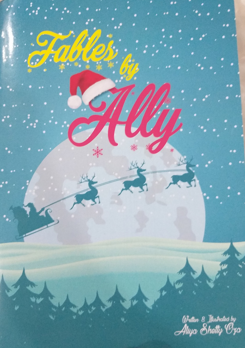 Review: Fables by Ally