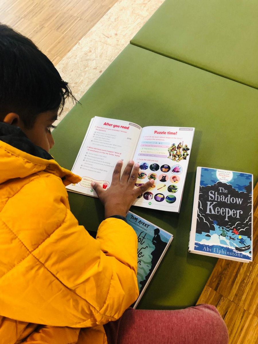 Neel's Recommendation: 12 books every 7 year old should read!