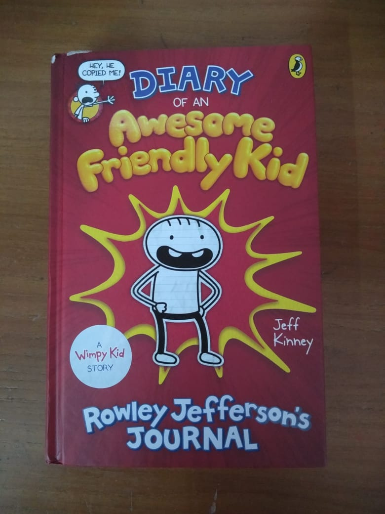 Review: Diary of an Awesome Friendly Kid