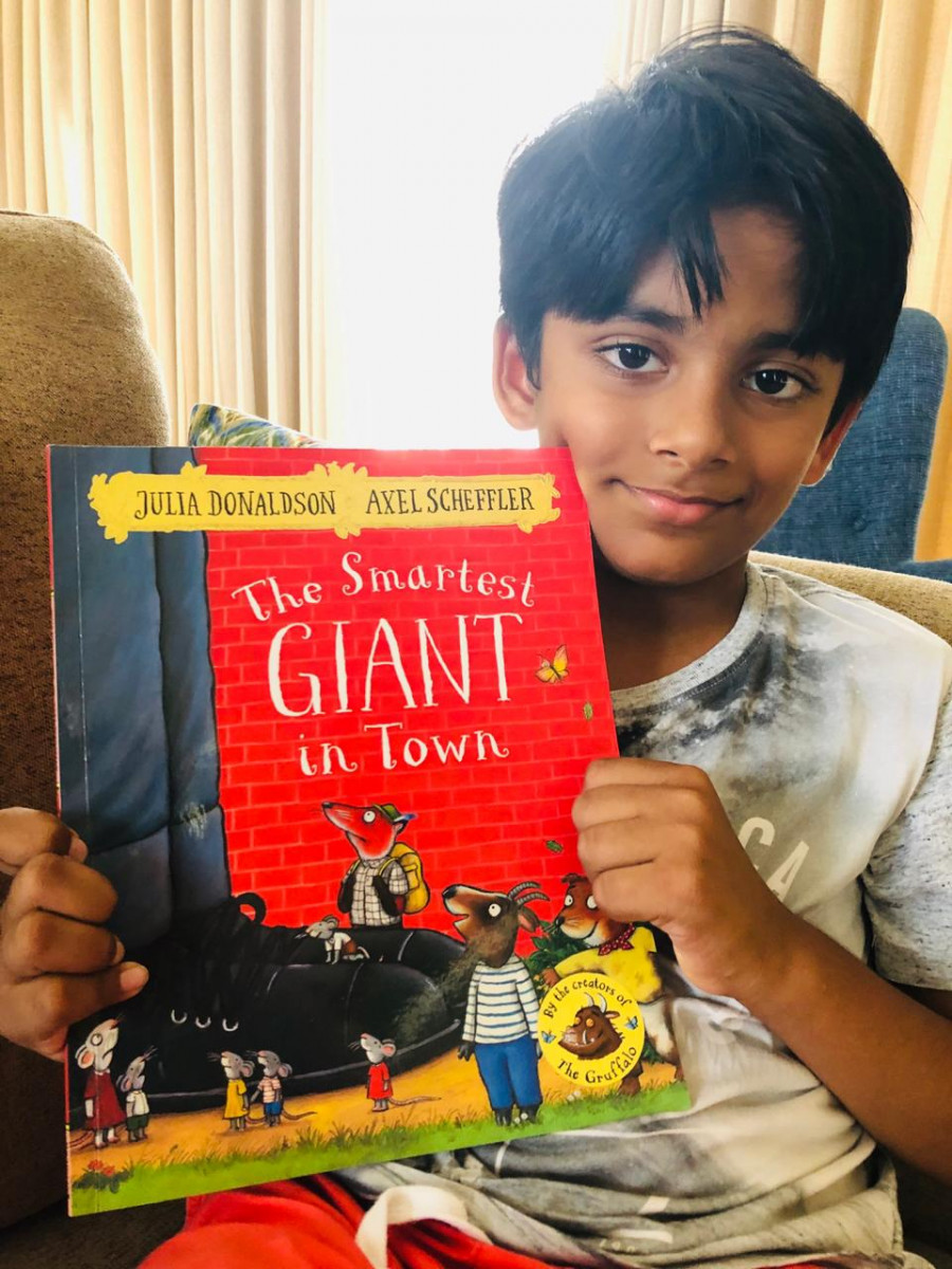 A new version of 'The Smartest Giant in Town'
