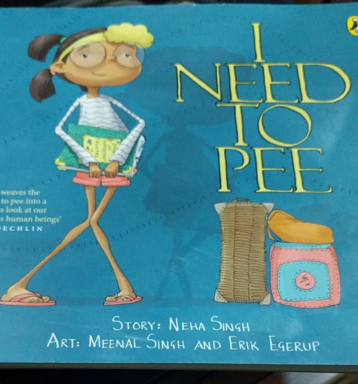 Review: I Need To Pee