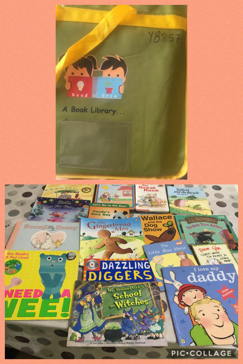 Read'n'Grow-Recommended books for 4-6 years