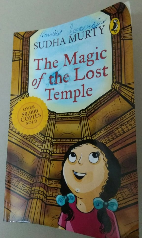 Review: The Magic of the Lost Temple