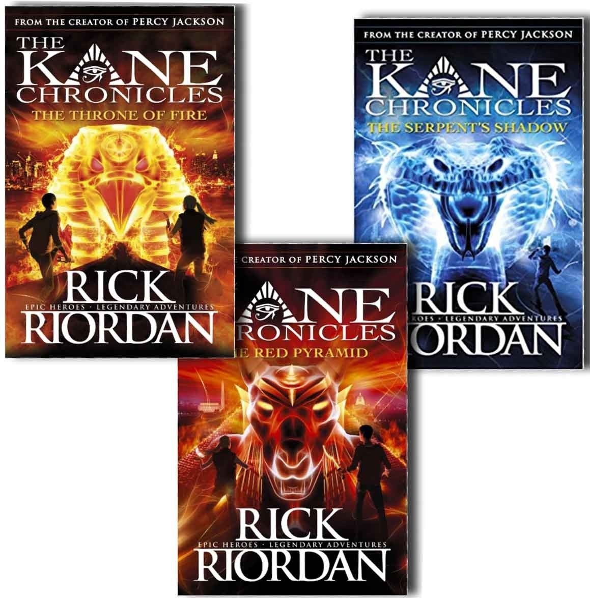 Review: The Kane Chronicles