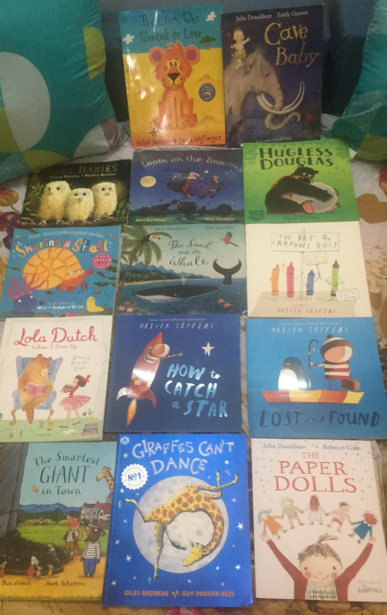 14 books every 4 year old must read