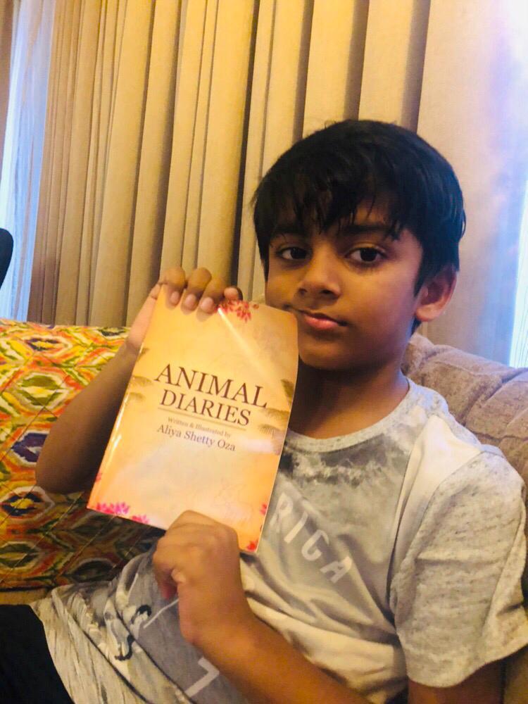 Review: Animal Diaries