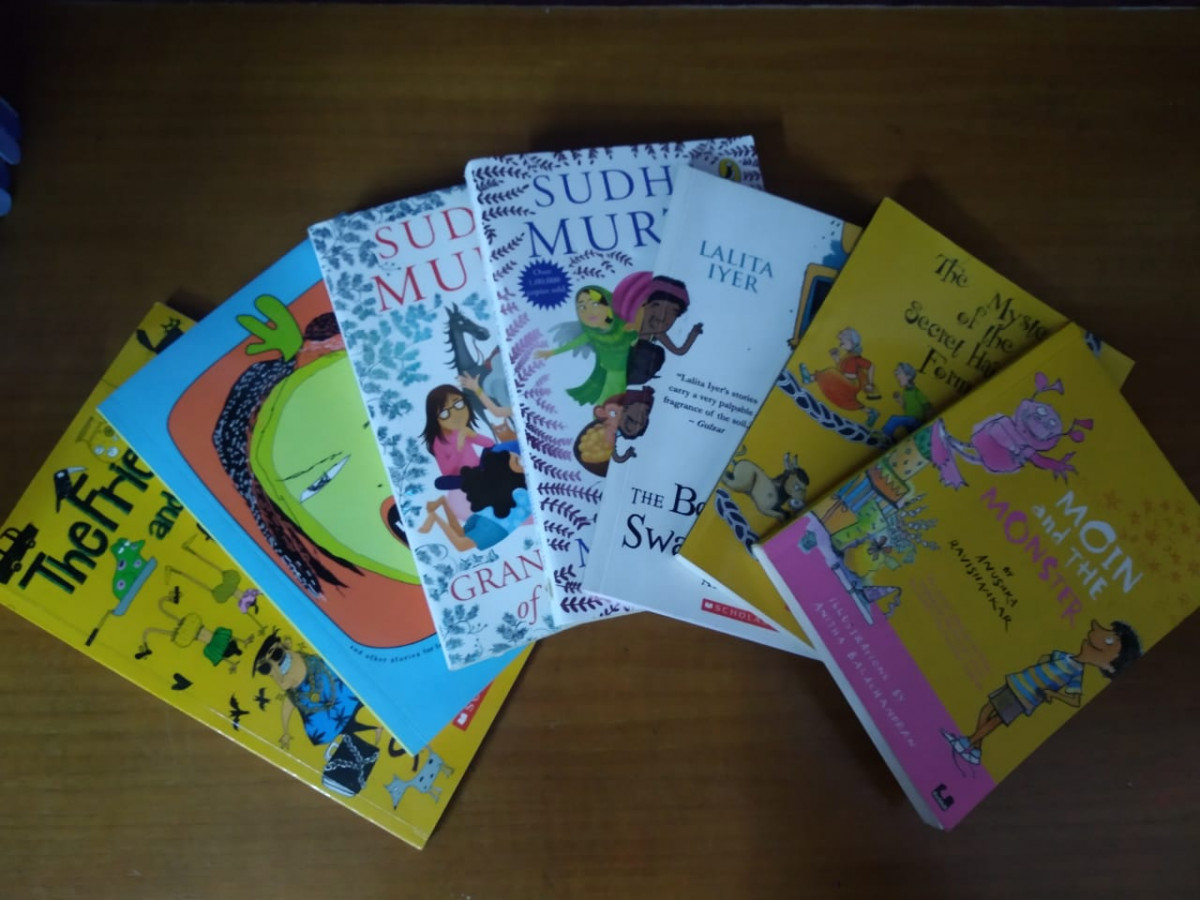 20 Children's Books by Indian Authors that I Gift!