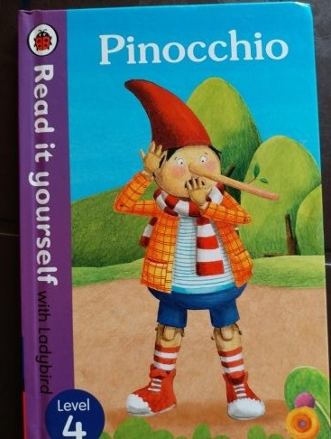 Review: Pinocchio