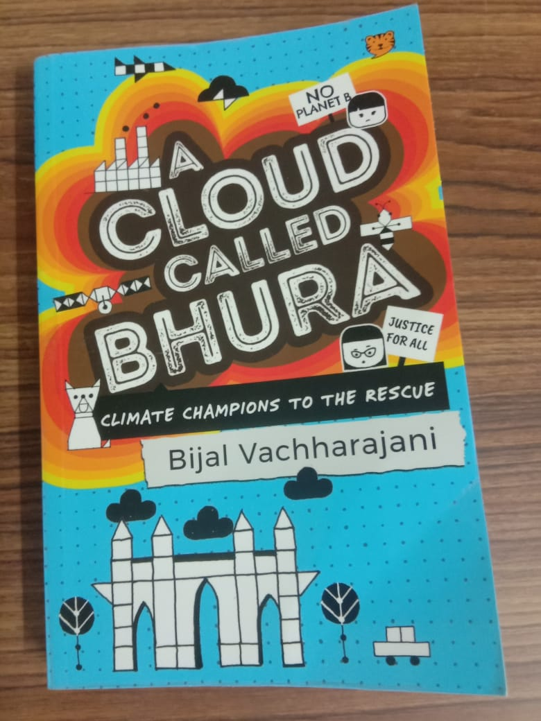 A Cloud Called Bhura