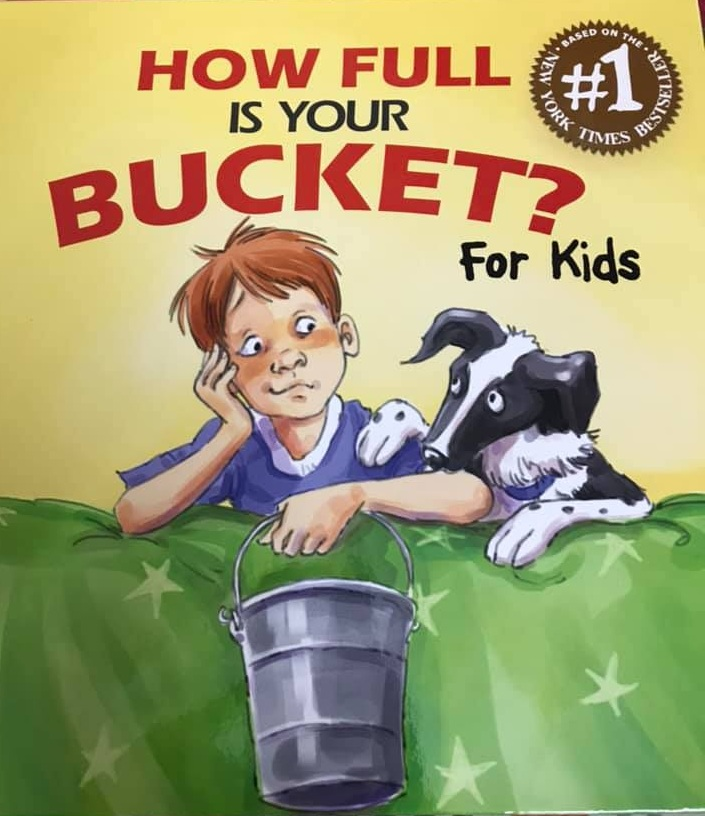 Review: How Full Is Your Bucket? For Kids.