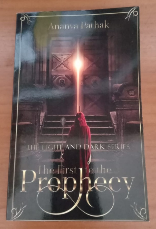 Review: The Light & Dark Series: The First to the Prophecy