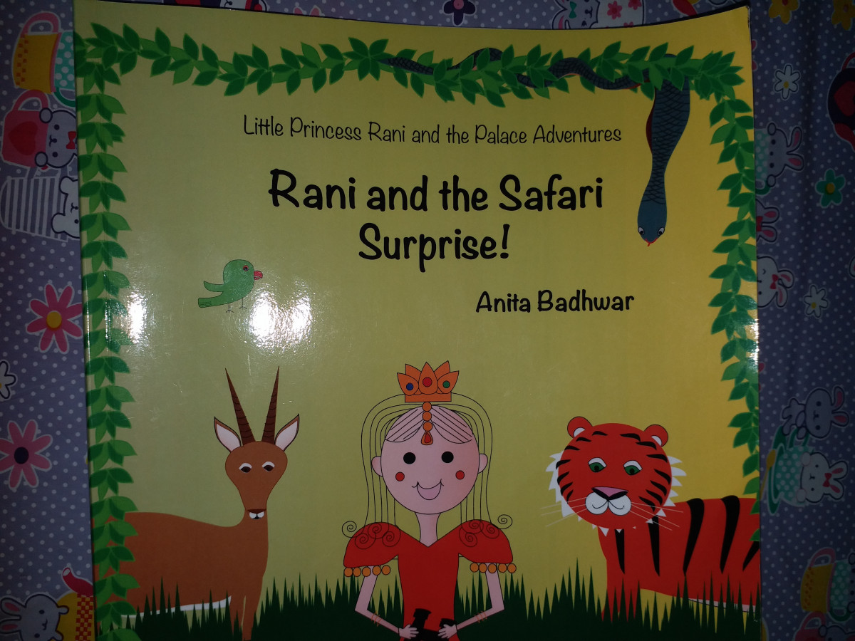 Book Review: Rani and the Safari Surprise!