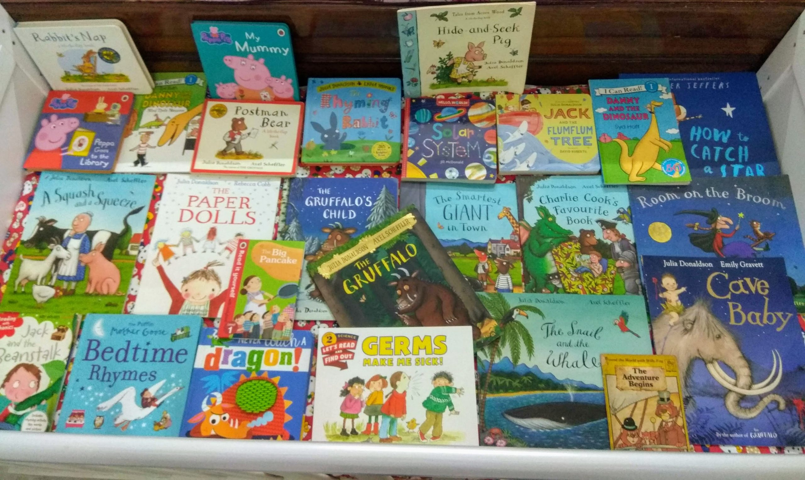 Kabeer's favourite 15: Must have books for the little ones (2-5 years) #kbcKeepCalmAndReadOn