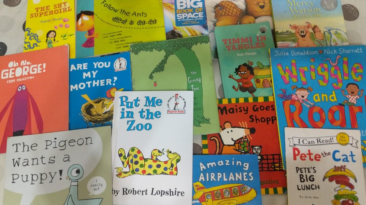 These are a few of our favourite books! #kbcKeepCalmAndReadOn