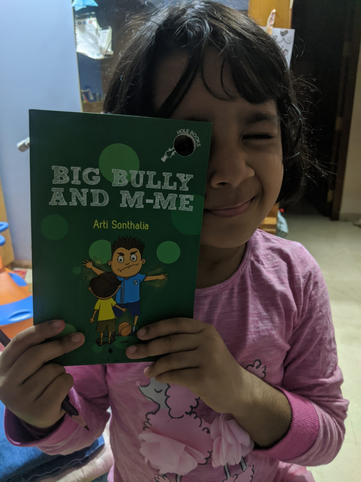 Review: Big Bully And M-Me