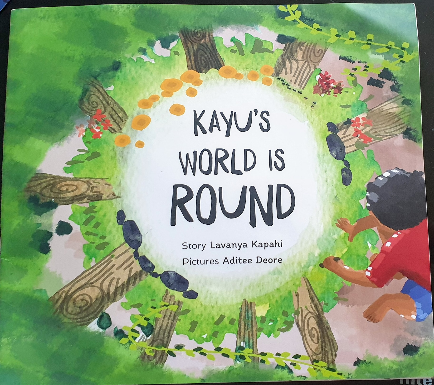 Review: Kayu's World is Round