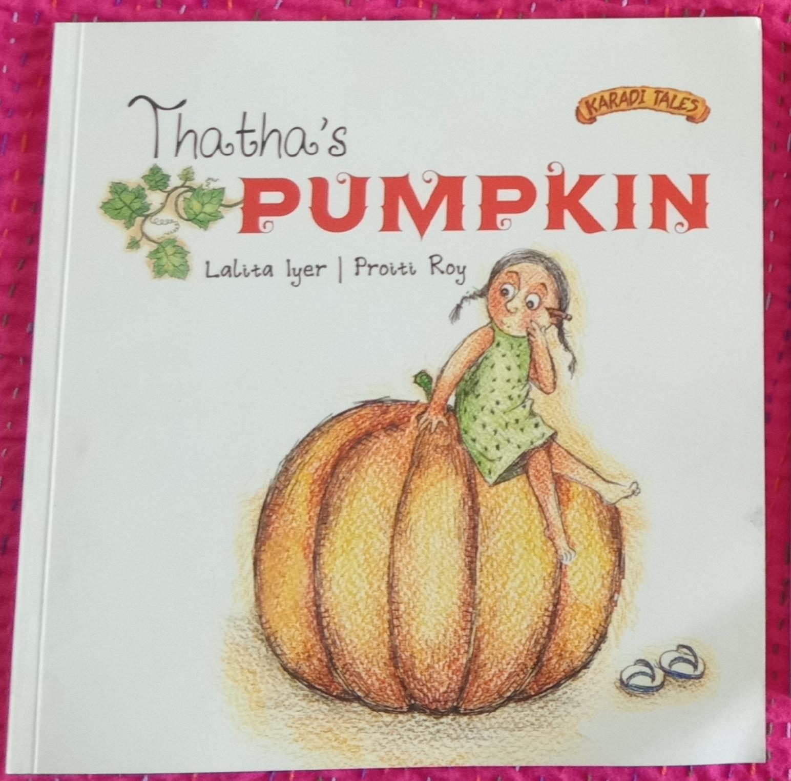 Review: Thatha's Pumpkin