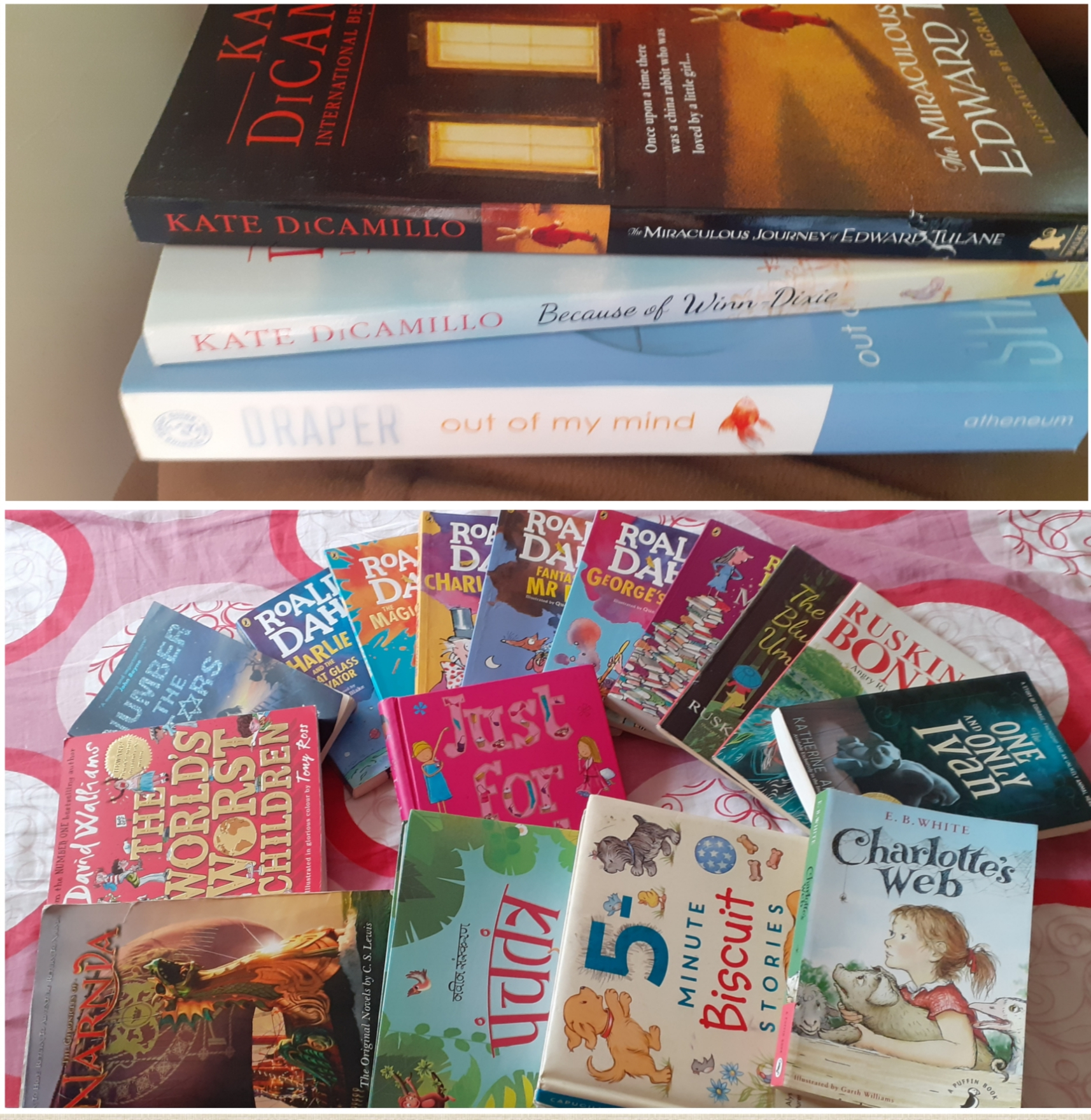 Prisha's Book World – Recommended Reads for 8-12 year olds