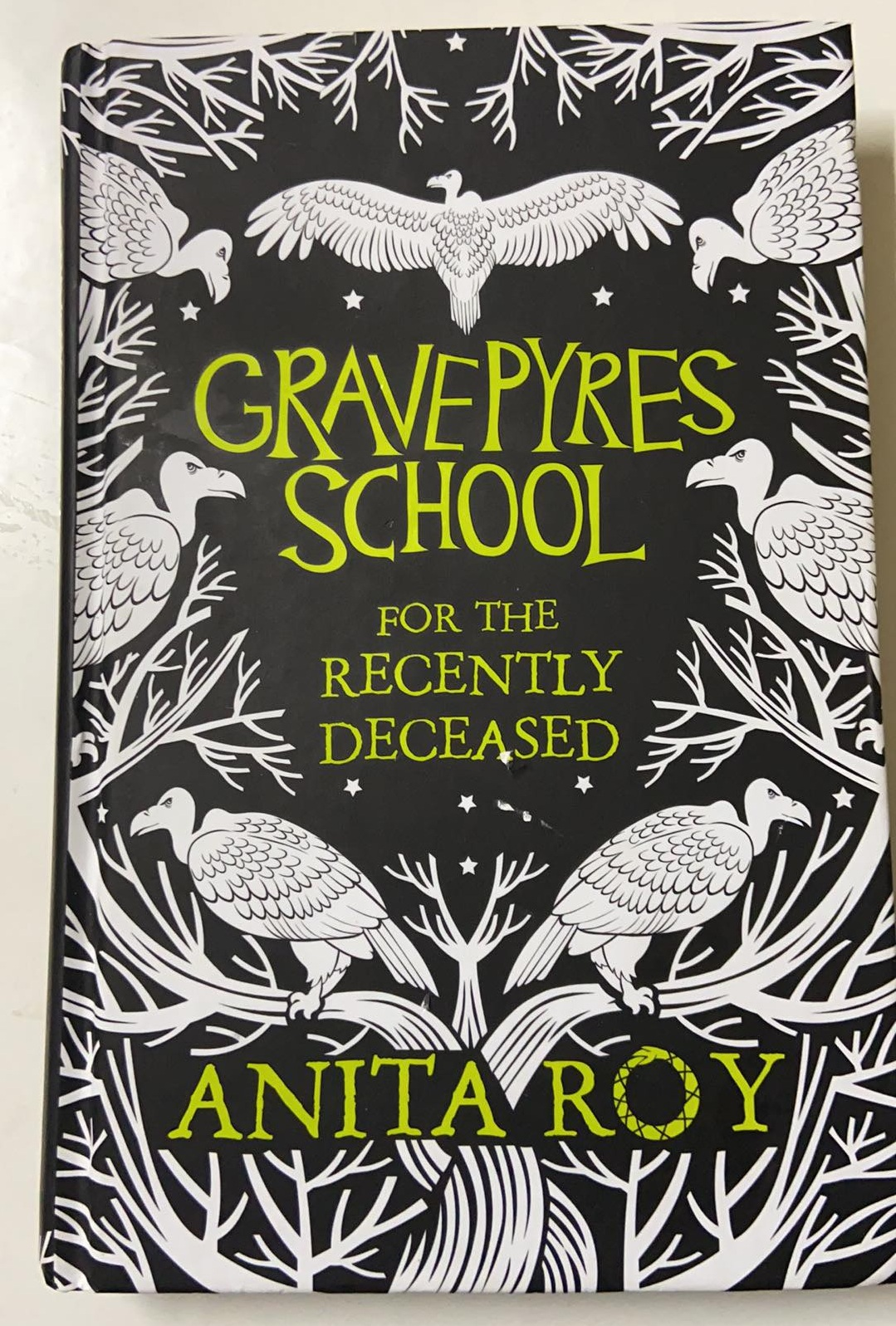 Review – Gravepyres School For The Recently Deceased