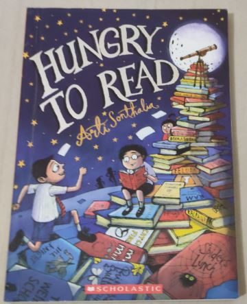 Review: Hungry To Read