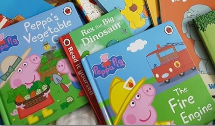 Ten Books For Peppa Pig Fans! (2-5 years)