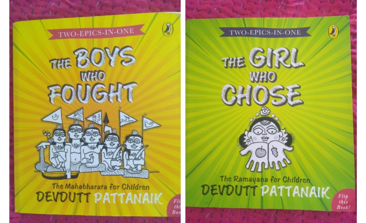 Trending Indian Mythology Books For Tweens & Toddlers!