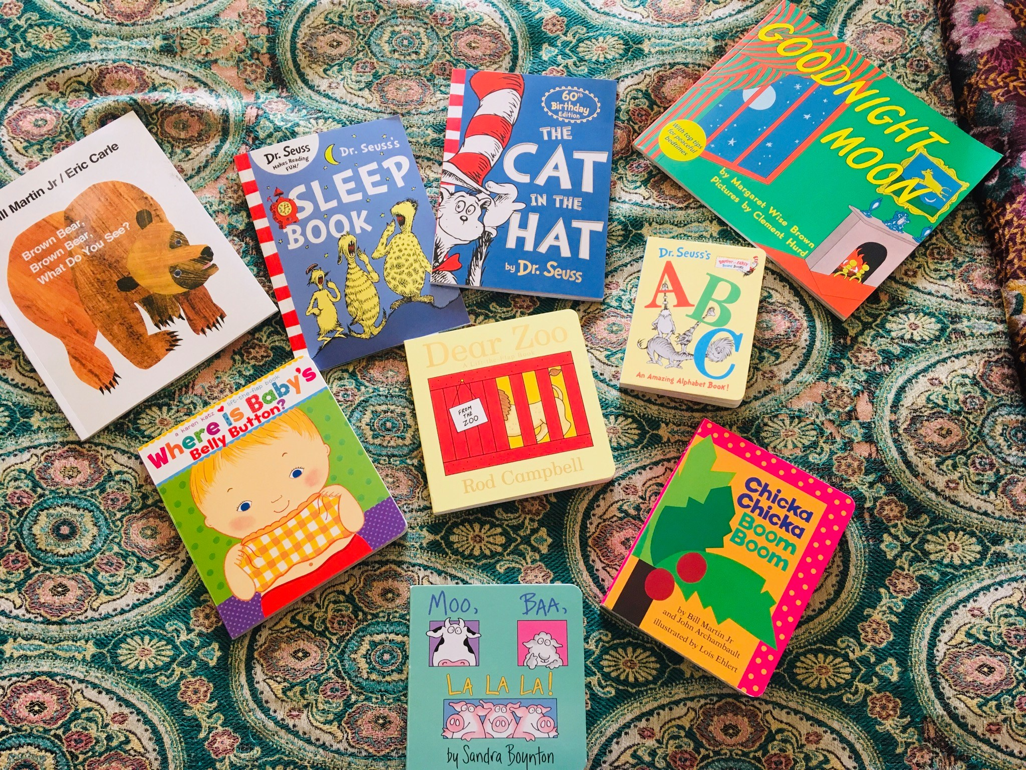 How to develop love of books in children from an early age…