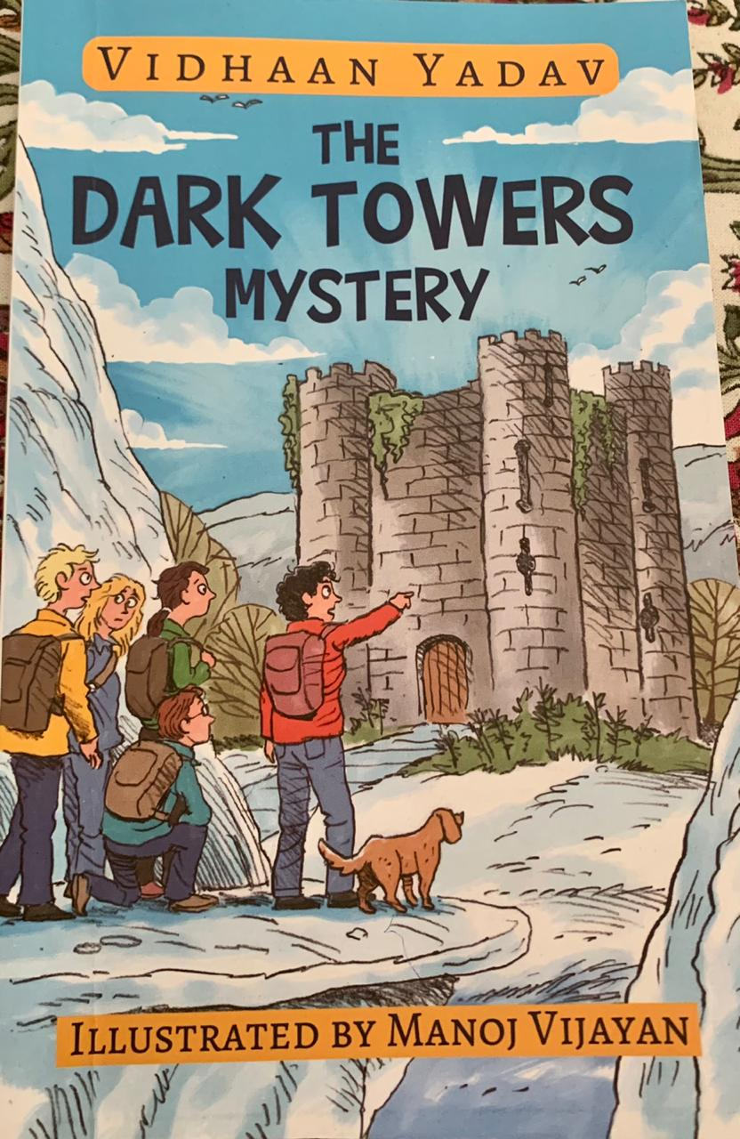 Review: The Dark Towers Mystery