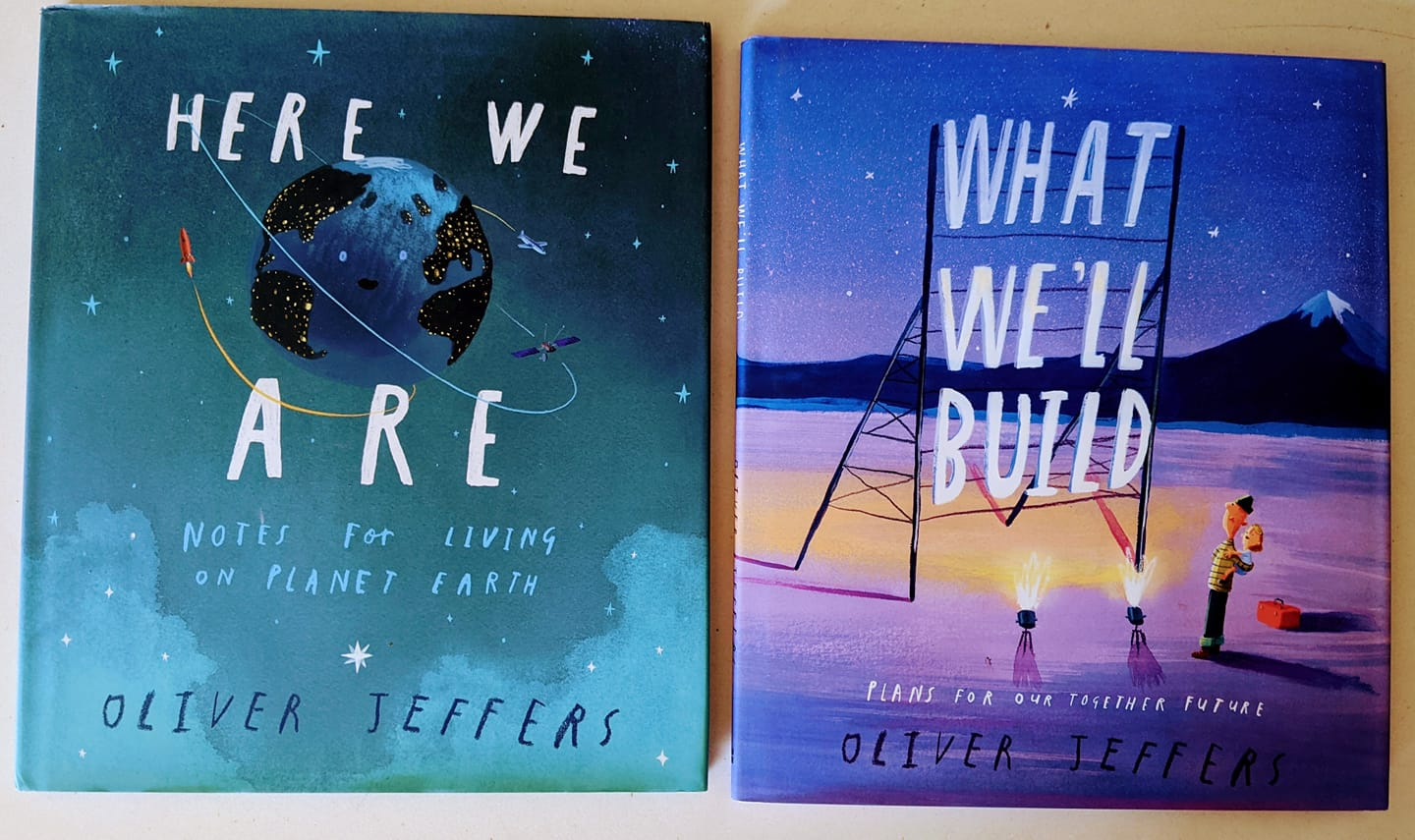 Reviews: Here We Are and What We'll Build