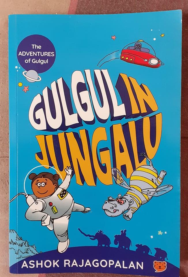 Book Review: Gulgul In Jungalu (The Adventures of Gulgul)