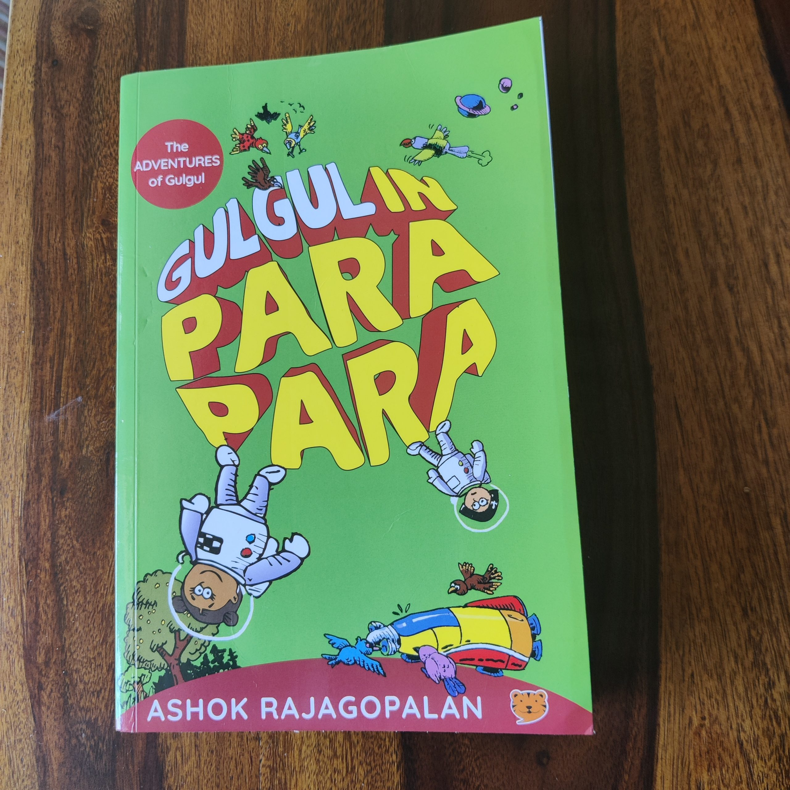 A Fun Ride with Gulgul to Parapara [Review]