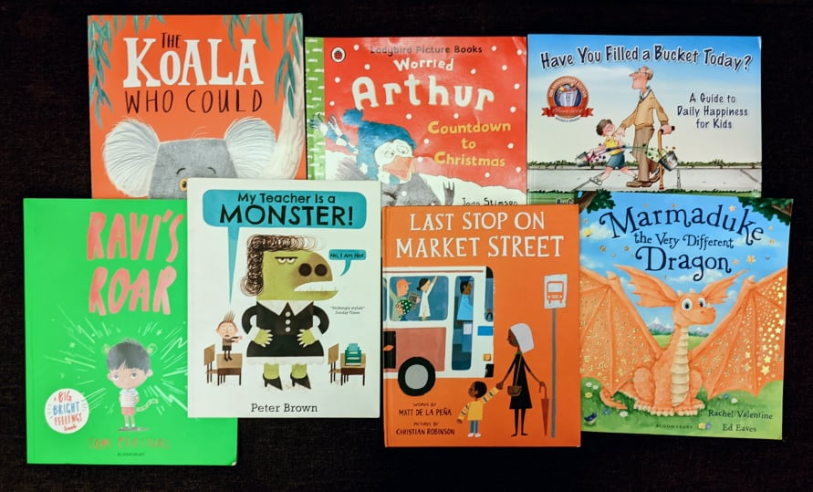 10 Children's Books With Heart (3-6 years)
